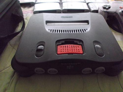 Nintendo 64, 2 Controles + Juegos