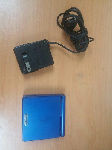 Nintendo Game Boy Advance Sp + Cargador