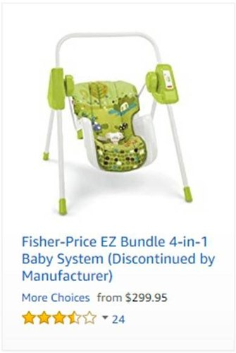 Silla 4 En 1 Fisher Price