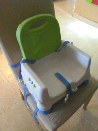 Silla De Comer De Bebe Safety Como Nueva