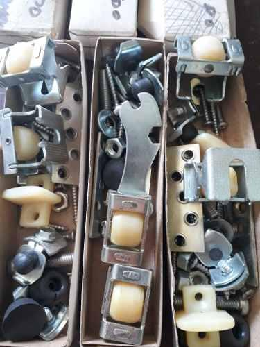 Garuchas Correderas Para Closet Tipo F40 Nuevas Carpinteria