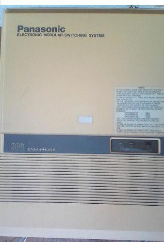 Central Panasonic 308 3 Lineas Y 8 Exts +operadora Y 2 Telef