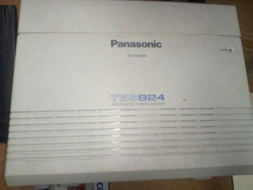 Central Telefónica Panasonic Tes 824