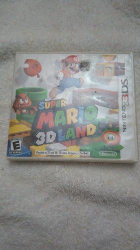 Juego De Super Mario 3dland Nintendo 3ds