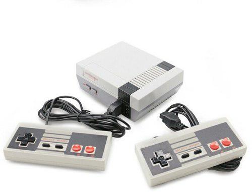 Mini Consola De Nintendo Retro Con 620 Juegos Incorporados