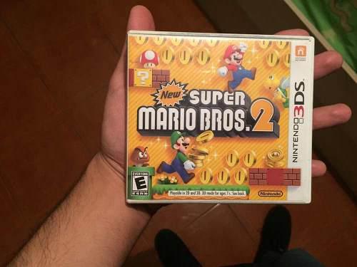 New Super Mario Bros 2 Para Nintendo 3ds, Oferta (15)
