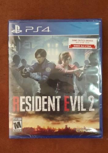 Resident Evil 2 (remake) Nuevo De Paquete