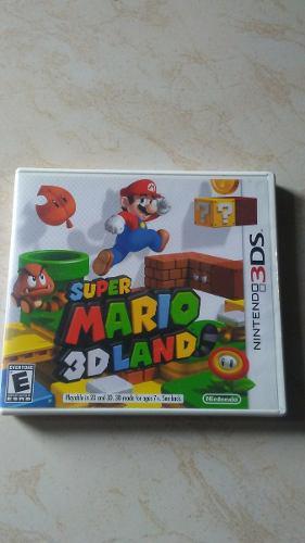 Super Mario 3d Land Nintendo 3ds Cuanto Ofreces..