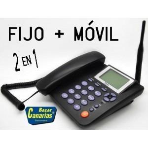 Teléfono Fijo Zte Inalambrico Wp623 (tarjeta Sim) Movistar