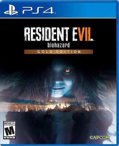 Vídeo Juego Físico Resident Evil 7 Biohazard Ps4