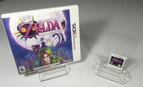 Zelda Majoras Mask 3d De Nintendo 3ds Juego Fisico Original