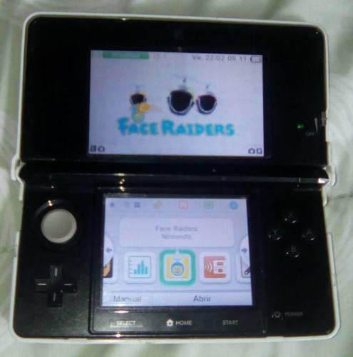 Remato Nintendo Ds 3d Como Nuevo + R4