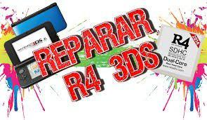 Reparacion Nintendo Ds 3ds Xl R4 Pantallas Chacao