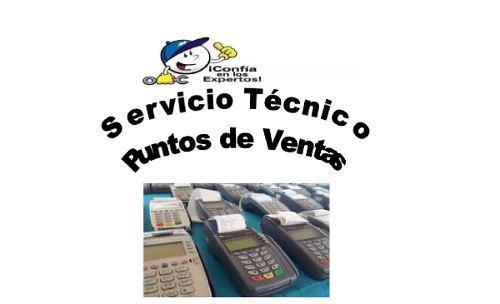 Servicio Tecnico Puntos De Venta (pregunte Por Su Falla)