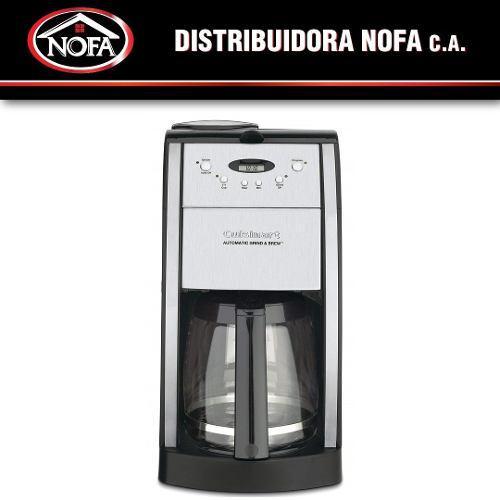Cafetera Automatica Cuisinart 12 Tazas, Somos Tienda En Ccs