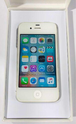 Iphone 4s De 16gb Original, Liberado Para Las 3 Operadoras