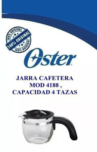 Jarra Para Cafetera Oster 4188