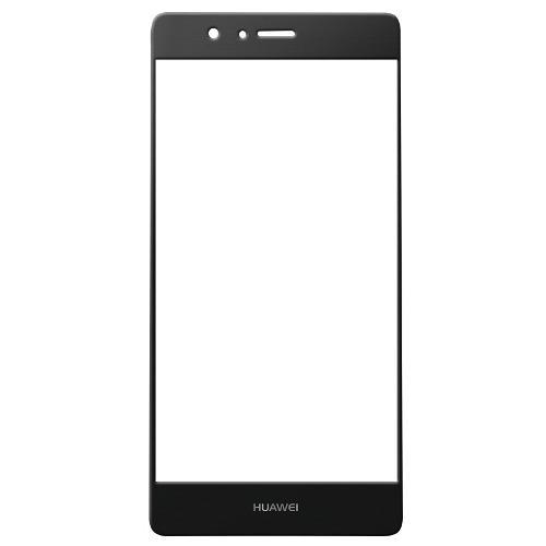Mica Tactil Touch Huawei P9 Lite Negro Tienda Bagc
