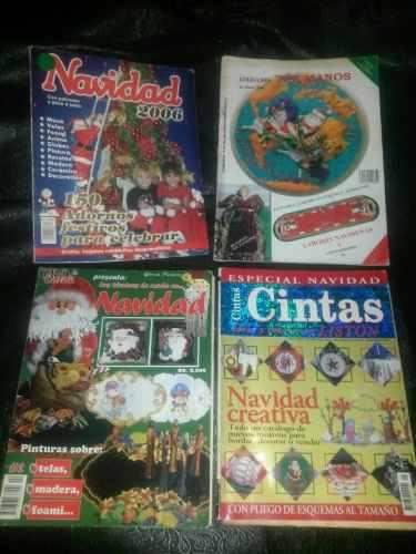 Revistas Ideas, Punto De Cruz Manualidades