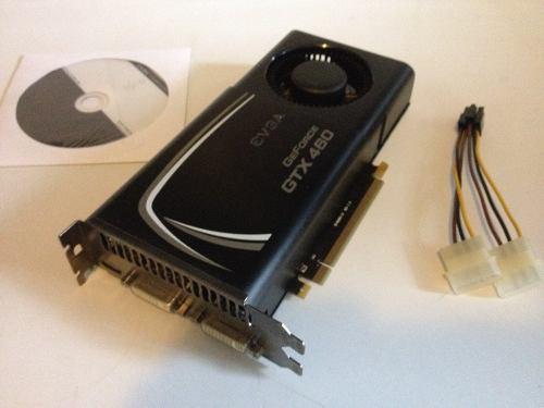 Tarjeta De Video Evga Nvidia Geforce Gtx 460, 1gb Gddr5