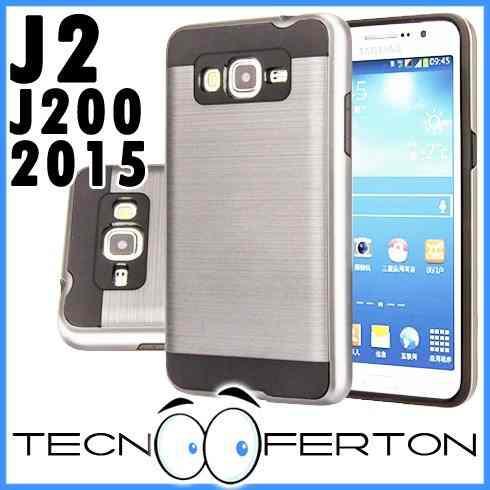 Estuche Forro Verus Samsung J2 2015 J200 Protector Antigolpe