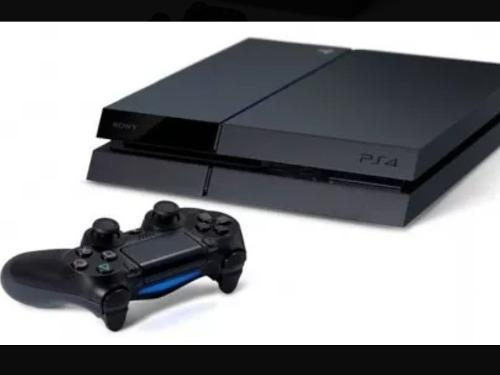 Playstation 4 Ps4 500g Con Dos Controles Y 3 Juegos