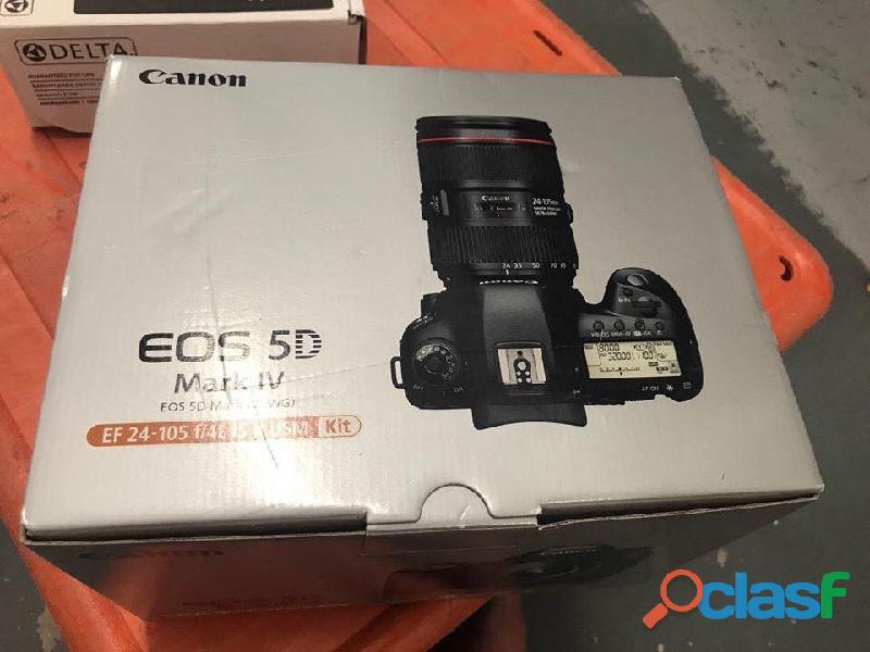 Cámara digital con cámara réflex digital Canon EOS 5D