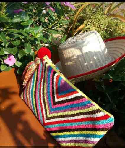 Carteras Wayuu Tipo Sobre