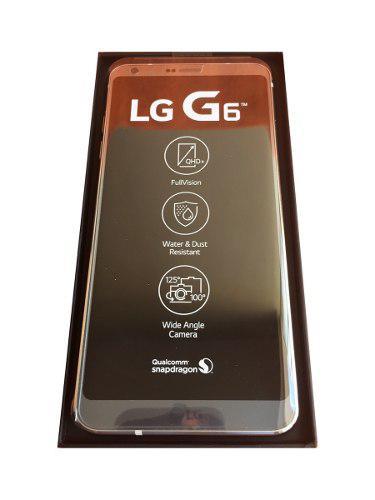 Lg G6 32gb 4gb Ram Snapdragon 4 Nucleos Ref 300.00