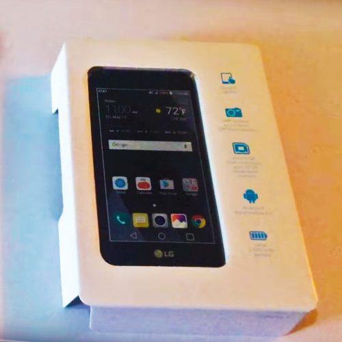 Telefono Android Lg Phoenix 3 (estado Lara) -