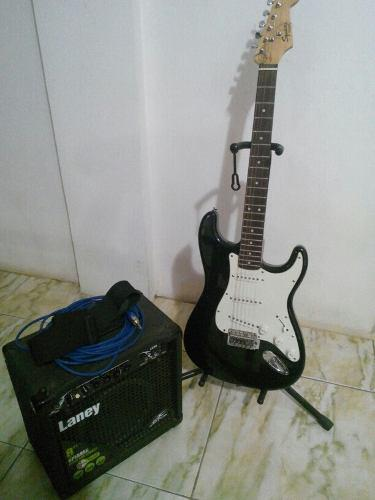 Guitarra Electrica Fender Squier