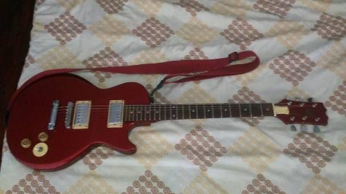 Guitarra Electrica Les Paul Custom Made In Japan