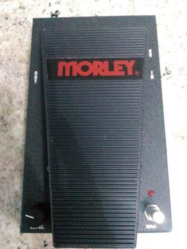 Pedal Wah Morley Made In Usa