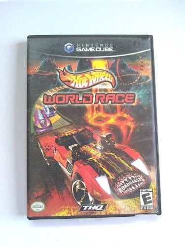 Hot Whells Word Race Gamecube