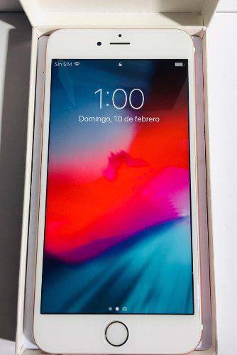 Iphone 6s Plus De 32gb Original Liberado 3 Operadoras