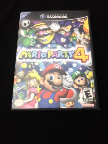 Juego Gamecube Mario Party 4 Lea Descripción Favor