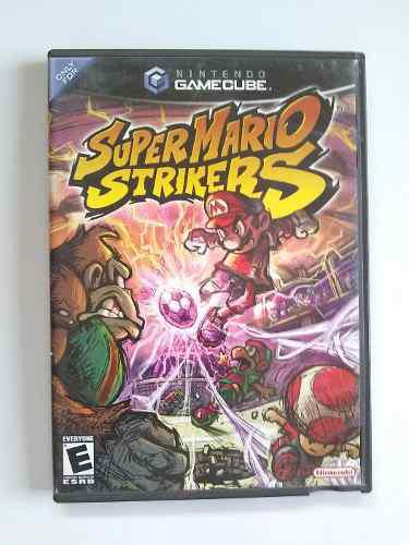 Super Mario Strikers Gamecube