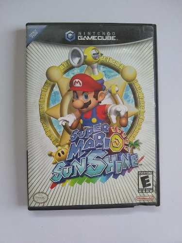 Super Mario Sunshine Gamecube