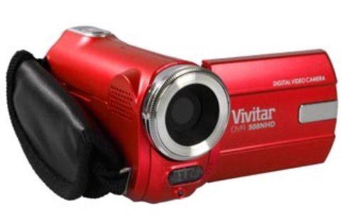 Camara Filmadora Vivitar 508nhd
