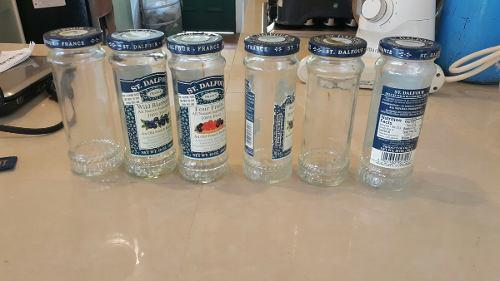 Envases De Vidrio Mermelada Francesa