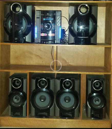 Equipo De Sonido Lg De 6 Cornetas Y Control