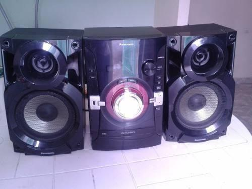 Equipo De Sonido Panasonic Sa