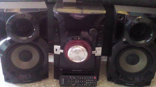 Equipo De Sonido Panasonic Sa Akx14