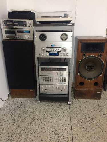 Equipo De Sonido Pioneer De Alta Gama