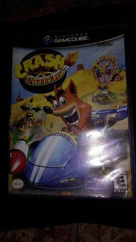 Juego De Gamecube Original Crash Nitro Kart