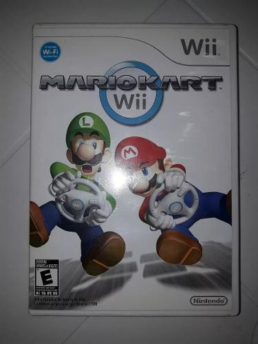 Juego De Mario Kart Para Nintendo Wii Original