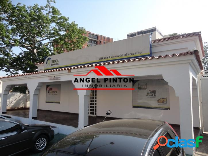 LOCAL ALQUILER AV SANTA RITA MARACAIBO API 2804