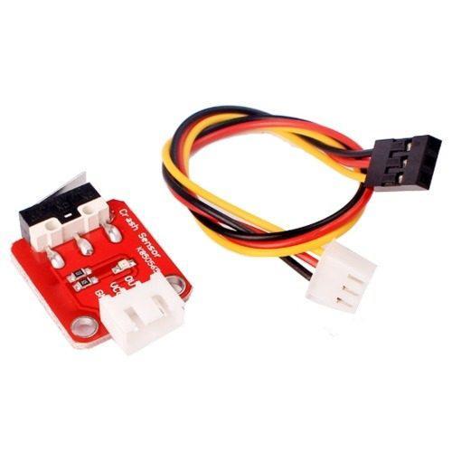 Interruptor Final Carrera Viaje Para Impresora 3d 3 Pin