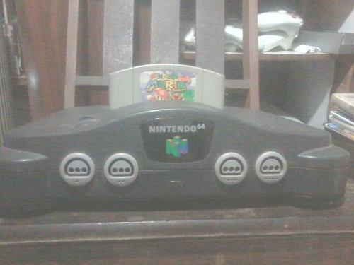 Nintendo 64 2 Controles