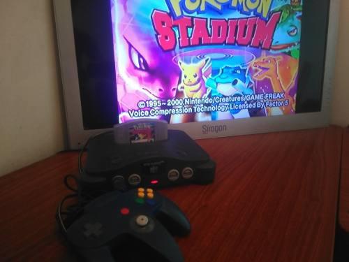Nintendo 64 Venta & Cambio